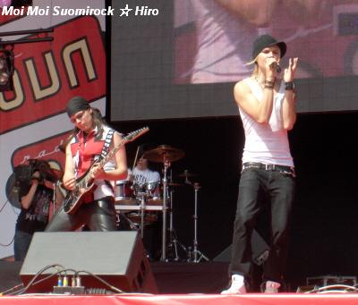 Lovex Kaivarin konsertti 08.06.08