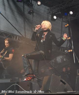 Malice In Wonderland Myötätuulirock 15.06.08