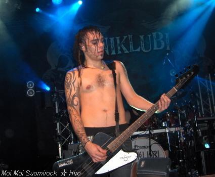 Uniklubi Tavastia 16.03.2009
