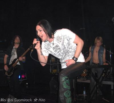 Carmen Gray Kanneltalo 24.03.2009