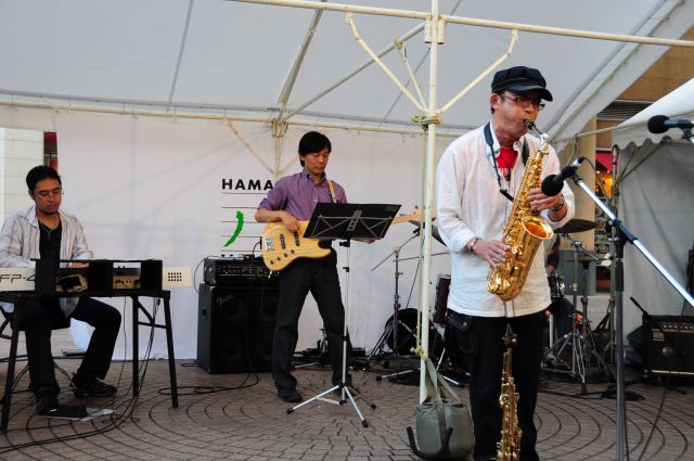 The20th Hamamatsu JAZZ WEEK14
