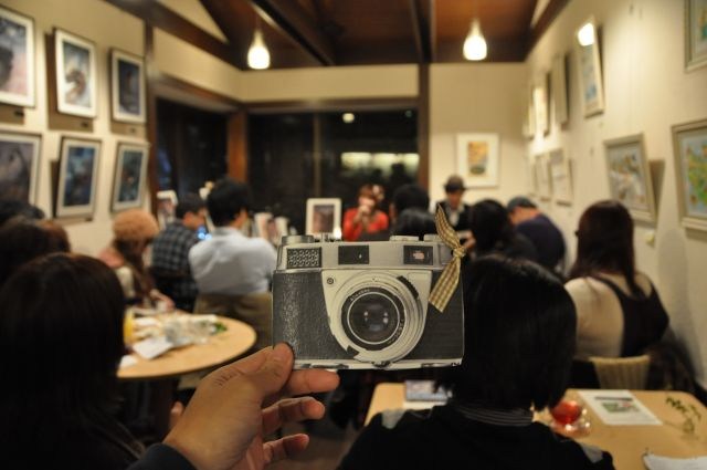 Photo Cafe and Gallery Barrage 8