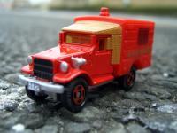 アピタ消防車①