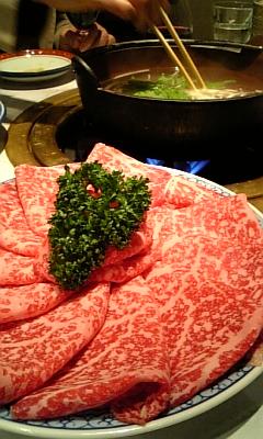 黄金のお肉。