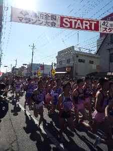 第57回勝田マラソン