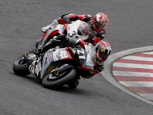 YSP&PRESTOレーシング ヤマハ YZF-R1  中須賀克行選手