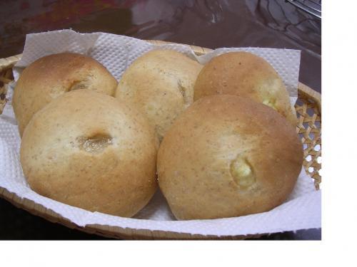 メープルシロップパン
