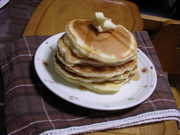 パンケーキ@さとかあさんアレンジ