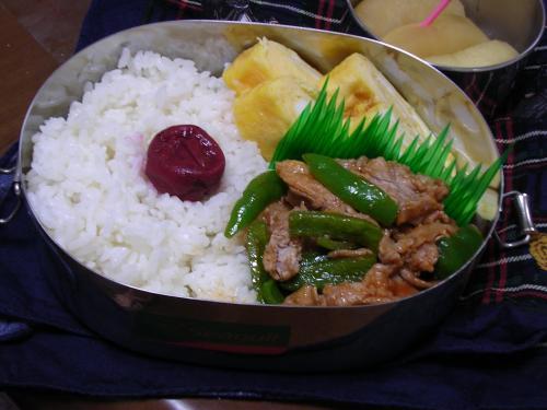 10日のお弁当1