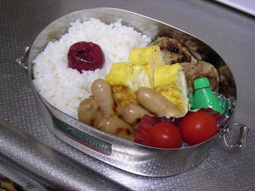 15日のお弁当2