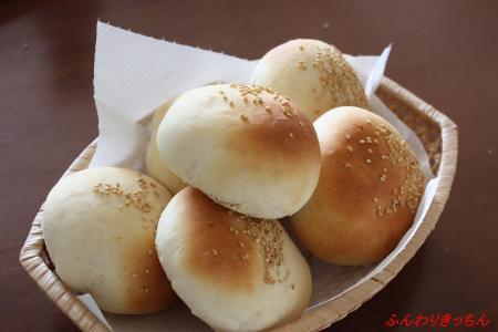 もっちもちパン in クリチ~