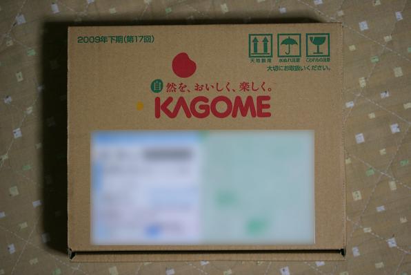 KAGOME 001