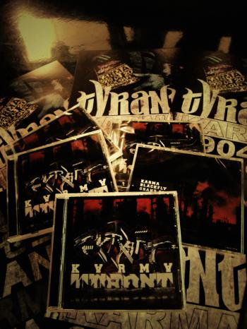 tyrant cd