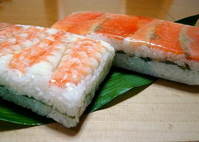 080615押し寿司