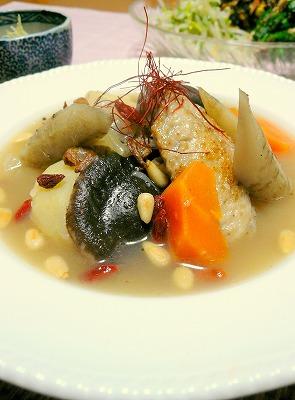 080630サムゲタン風スープ