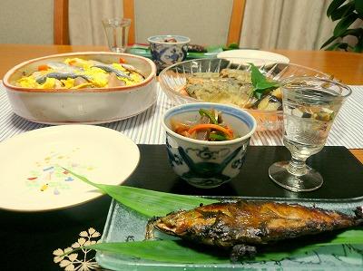 080707夕食