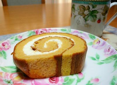 080710ロールケーキ