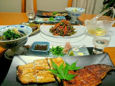 080724夕食