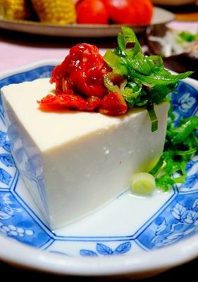 080806チャンジャ豆腐