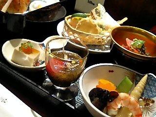 懐石料理青山 ランチ