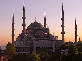 SultanAhmed Mosque Istambul