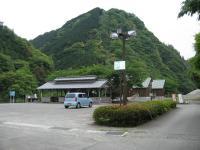 萩阿武川温泉キャンプ場-17