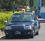 目玉のタクシー