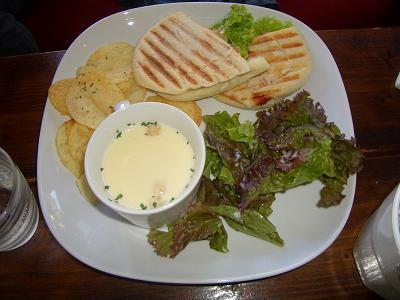 パニーニ(チーズ)