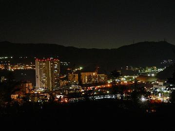 夜景(西風新都)