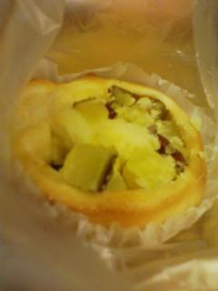 サツマイモのパン