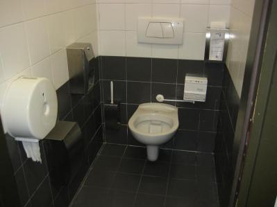便座無し様式トイレ