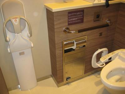 伊勢丹のトイレ