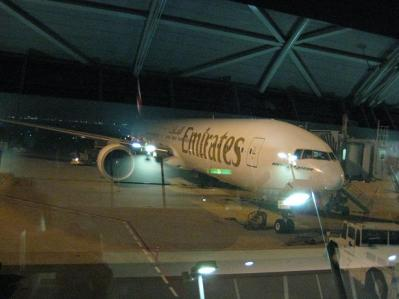 2011年・夏エミレーツ航空①