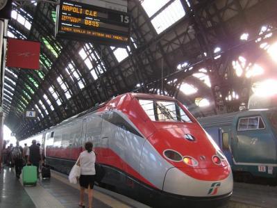 2011年・夏 ミラノ中央駅④
