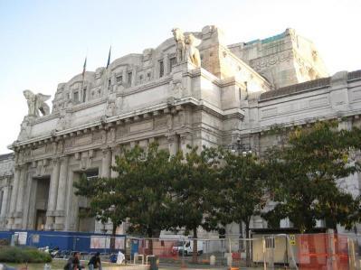 2011年・夏 ミラノ中央駅①