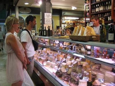 2011年・夏 フィレンツェ中央市場③