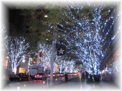2011年11月11日六本木けやき並木