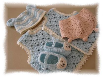 2011年12月21日Yさん手編みグッツ