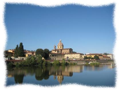 2011年8月28日フィレンツェの川