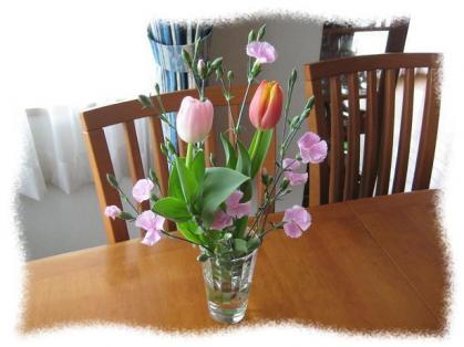 2012年3月3日春のお花
