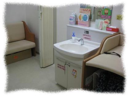 2012年3月22日姫路市役所の授乳室③