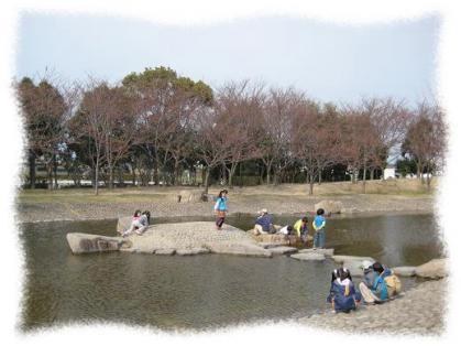 2012年4月5日野添北公園③