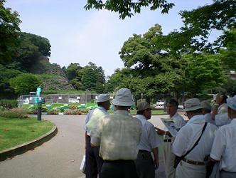 金沢城石垣めぐり