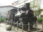 アメリカ製機関車