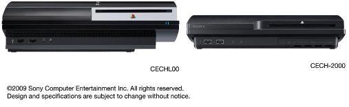 薄型PS3