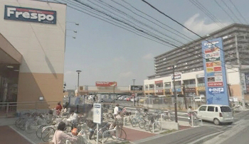 ショッピングセンター「フレスポ」