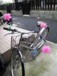 怖い自転車