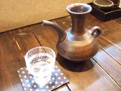 日本酒(冷酒)の菊水