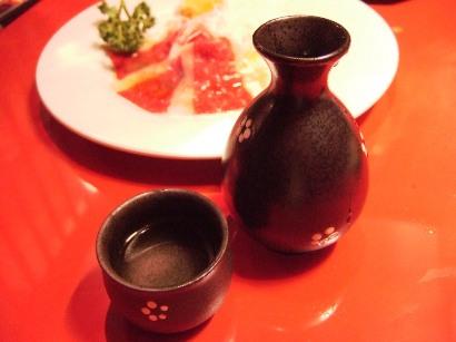 今夜も日本酒
