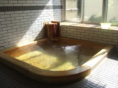 龍紋石風呂